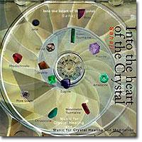 エオラCDアルバム/クリスタルヒーリング・・・愛と調和の世界へ