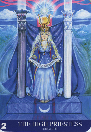 女教皇(The High Priestess)