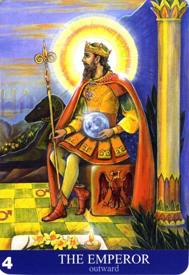 皇帝(The Emperor)