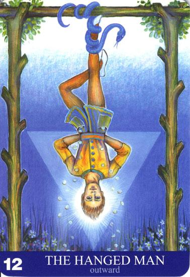 吊された人(The Hanged Man)