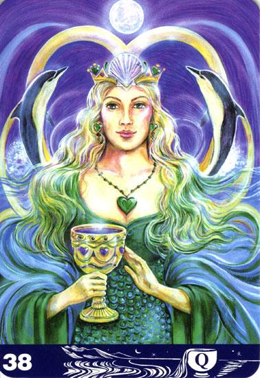 カップのクイーン(Queen of Cups)
