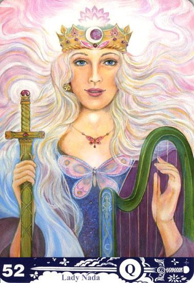 スウォードのクイーン(Queen of Swords)